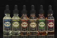 Cosmic Fog 60% VG Cola Gummy Church Kryptonite Euphoria Milk & Honey Shocker 0mg