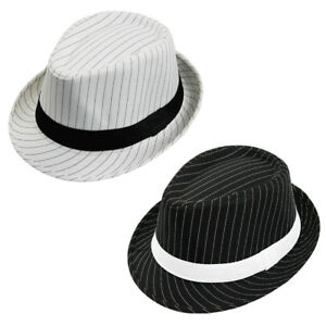 6be5fd77f13 Image is loading ADULTS-GANGSTER-HAT-PINSTRIPE-TRILBY-1920-ITALIAN-MOBSTER-