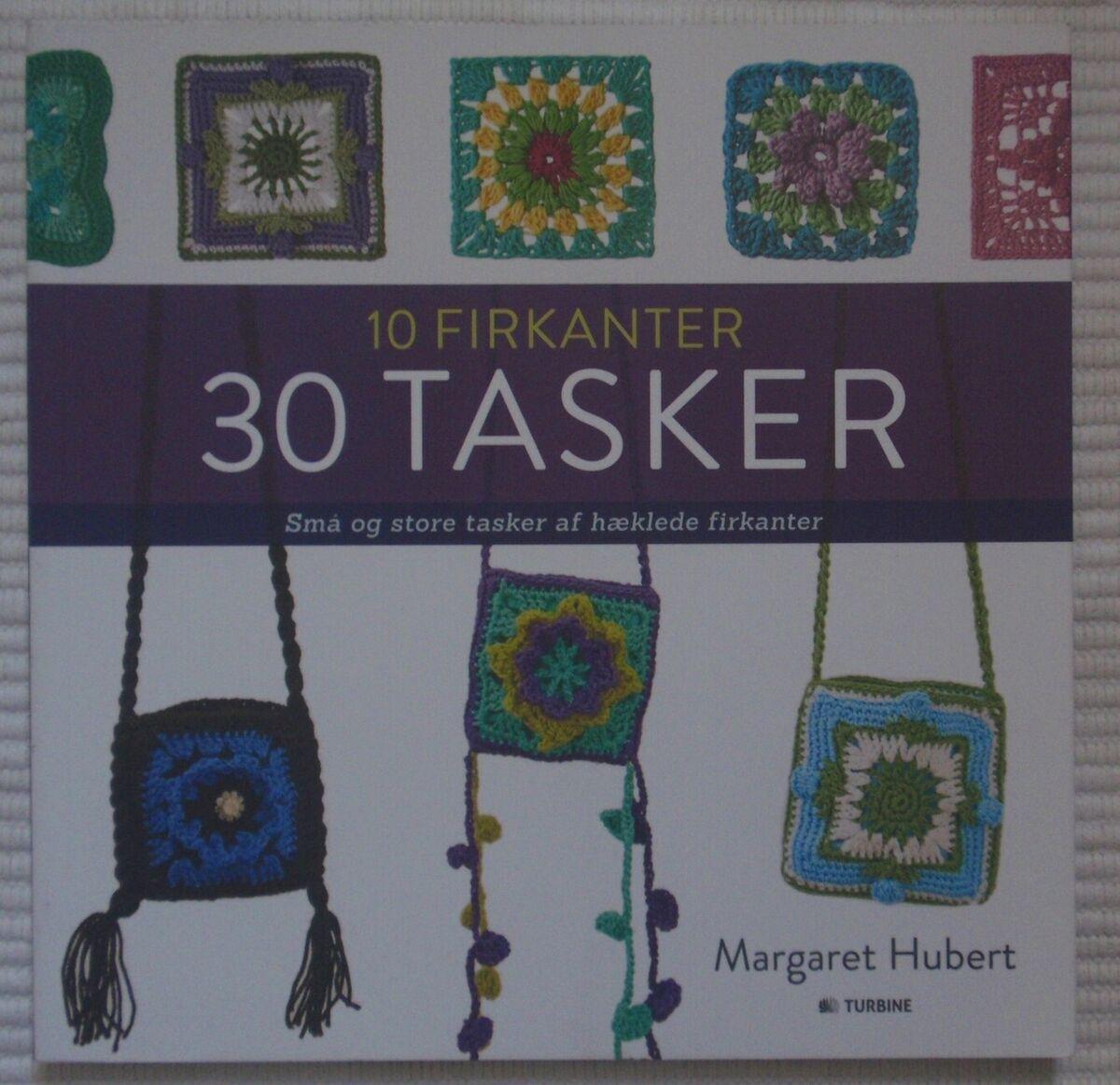 10 Firkanter 30 Tasker, Hubert Mararet, emne: håndarbejde