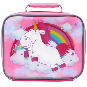 Image Is Loading Deable Me Minions Unicorn Insulated Lunch Bag Box
