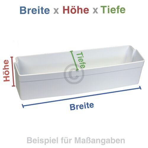 Abstellfach BOSCH 00665153 Flaschenabsteller 495x100mm für Kühlschranktüre