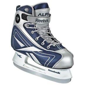 Reebok Pump Alpine womens soft boot ice skates size 7 new SKRALP ...