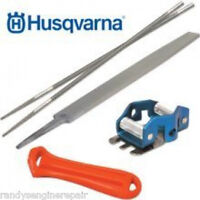 Husqvarna 505698190 .325 File Kit 3 16 H30 Made In Sweden For Chain Saw Tools and Accessories
