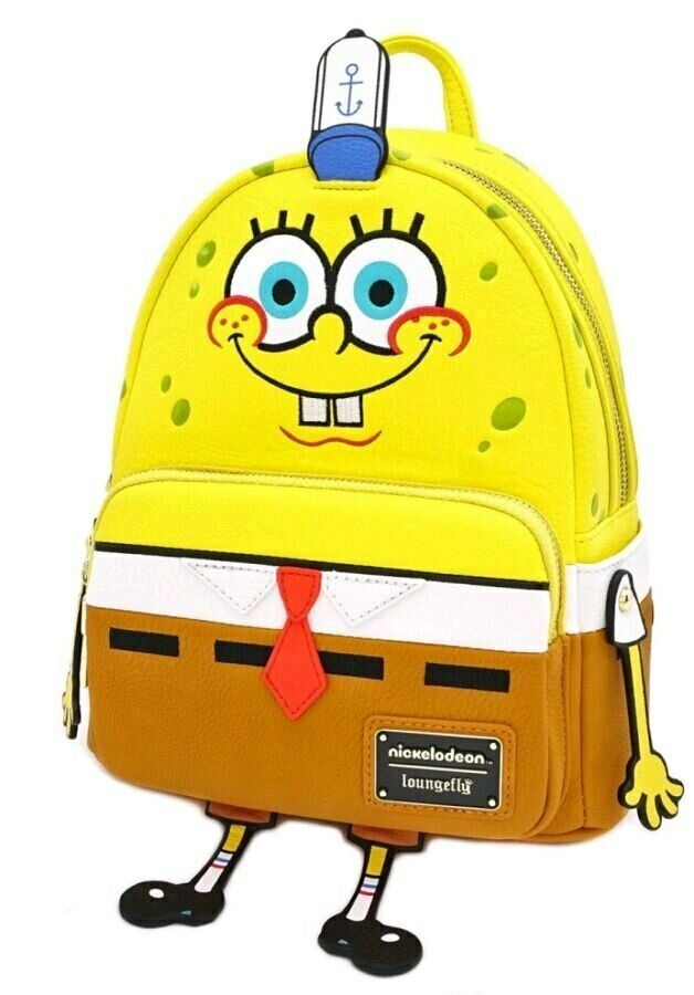 SpongeBob SquareHosen - SpongeBob 20th Anniversary Mini BackVerpackung-LOUNICBK0001...
