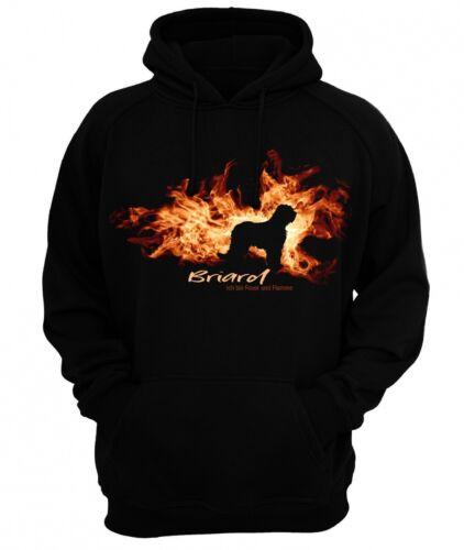 Sweatshirt BRIARD FEUER UND FLAMME by Siviwonder Hoodie