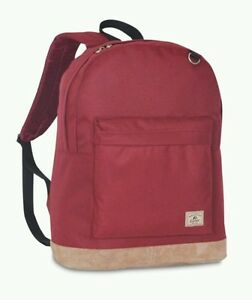 Everest Suede Bottom BackPack Burgandy*****very similar to ...