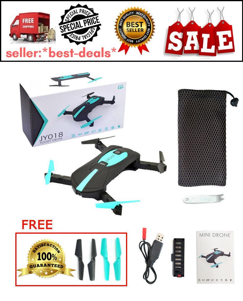 DRONE720X Dronex Selfie Drone Wi-Fi Rc Drone 720P HD Drone