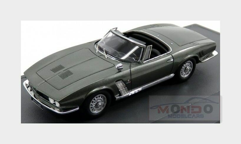 Iso Rivolta Grifo Spider 1966 vert Met MATRIX SCALE MODELS 1 43 MX40905-021
