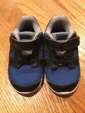c73abc987b item 8 NIKE Downshifter 6 Black Silver Blue ATHLETIC Boys Girls Toddler  Shoes Sz 8  j -NIKE Downshifter 6 Black Silver Blue ATHLETIC Boys Girls  Toddler ...