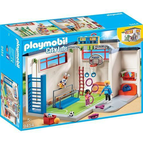 PLAYMOBIL 9454 Turnhalle  | New Product 2019