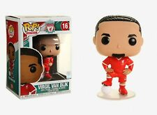 Funko Pop Football Liverpool Virgil Van Dijk - Stylized Vinyl Figure 16