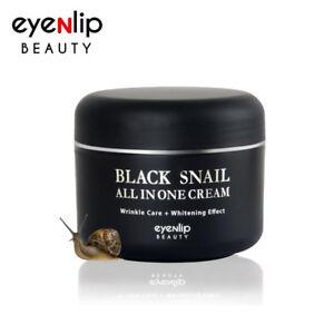 EYENLIP-Black-Snail-All-In-One-Cream-100ml-BEST-Korea-Cosmetic