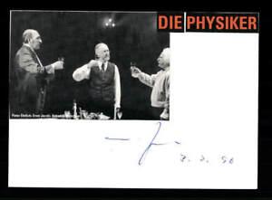 Autogramme & Autographen Sammeln & Seltenes Ernst Jacobi Original Signiert # Bc 114990 In Den Spezifikationen VervollstäNdigen