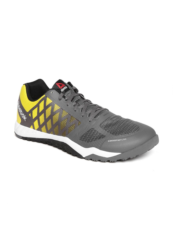 Reebok Fitness Zapatos ROS Workout TR Ash gris Amarillo Spark Negro blancoo Nuevo