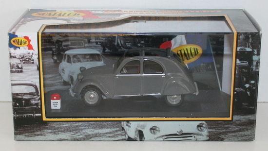 NOSTALGIE 1 43 43 43 SCALE - N002 - CITROEN 2CV AZ 1954  | Ab dem neuesten Modell  910208