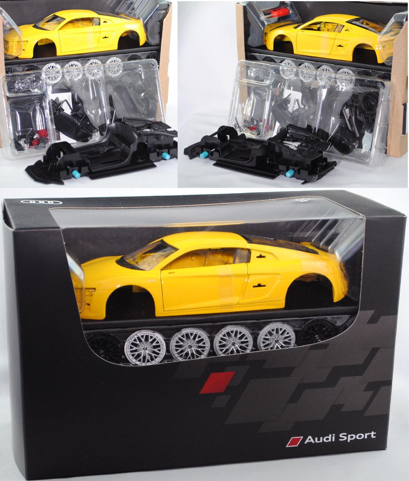 Maisto 3201600300 Audi R8 V10 V10 V10 Coupé, Bausatz, 1 24, Werbebox d6158f