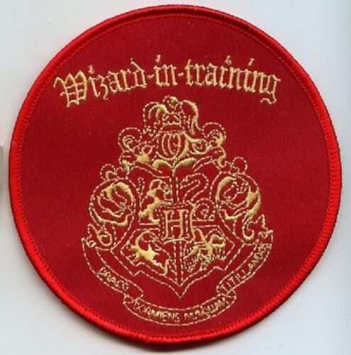 BRITISH HARRY POTTER HOUSE of MAGIC BEAUXBATONS ACADEMY TEAM CREST PATCH
