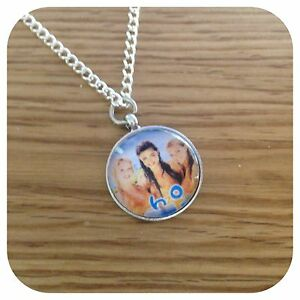 H20 Just Add Water  Mermaids pendant necklace H2O (xVx1)