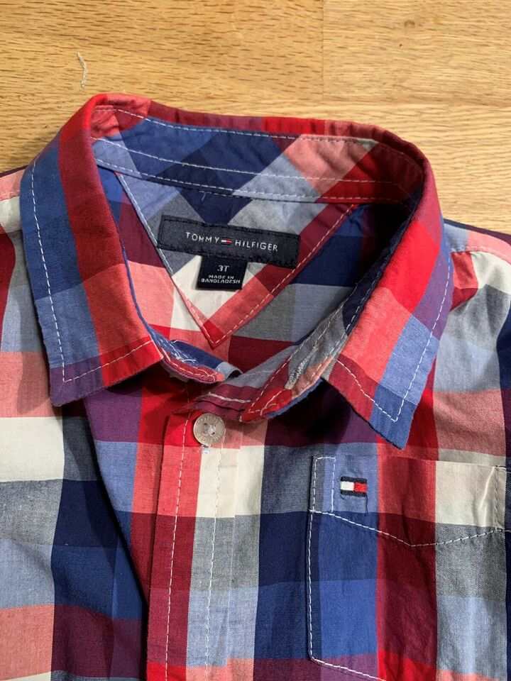Skjorte, Skjorte, Tommy Hilfiger