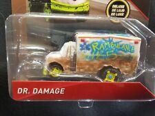 Disney Pixar Cars 3 Deluxe Dr. Damage Rambulance Vehicle