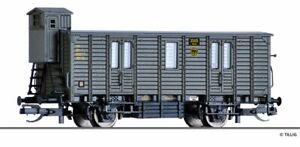 HS-Tillig-17341-Bahnpostwagen-der-Deutschen-Reichspost-Epoche-II