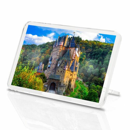 1 x Burg Eltz Castle Beautiful Views Cool Classic Fridge Magnet Kitchen #3150