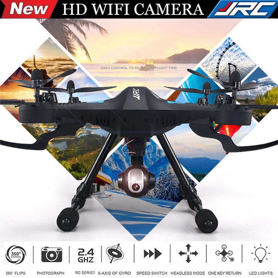 barato JJRC H26WH 2.4G 4CH 6-Axis Gyro Gyro Gyro RC Quadcopter Modo sin cabeza Wifi Cámara drone  descuento online