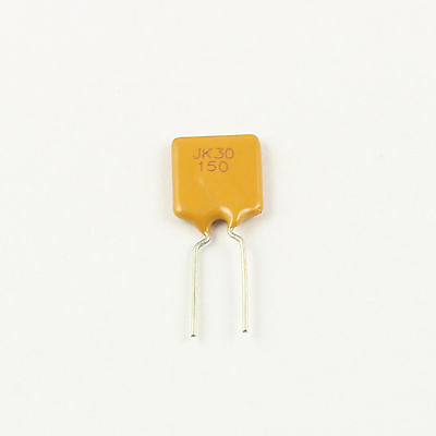 100Pcs New JinKe Polymer PPTC PTC DIP Resettable Fuse 16V 3A JK16-300
