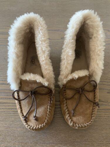 Women's UGG Australia Chesnut Slippers Size 7