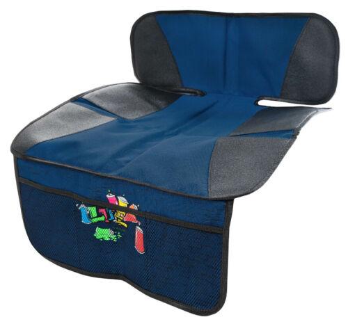 Kindersitzunterlage Autositzschutz Kindersitz Unterlage Sitzschutz Blau