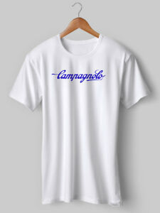 Vintage Retro Bike Campagnolo Cycling T Eroica Shirt Printed WBodxrCe