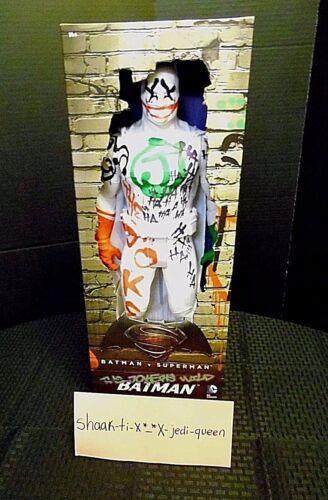 "SDCC COMIC CON 2016 JAKKS PACIFIC BATMAN Vs SUPERMAN THE JOKERS WILD BATMAN 19/"""