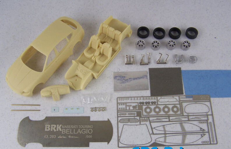 ABC BRIANZA KIT BRK43263 MASERATI BELLAGIO TOURING 2009