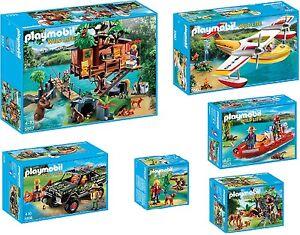 playmobil wild life auswahl 5557 5558 5559 5560 5561 5562 neu ovp ebay. Black Bedroom Furniture Sets. Home Design Ideas