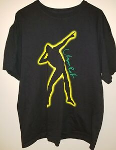 Track Xl Olympics Shirt Green Details Bolt Running Yellow Puma Usain T About Sz Black Jamaica SMUzVqpG