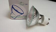 (40)  GU10+C   120v 50w  GU10 base Halogen Light Bulbs  (NEW)