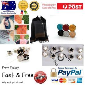 Hijab-Magnetic-Brooch-Pins-Abaya-Clasp-Button-Shawl-Magnet-Muslim-Scarf-Decor