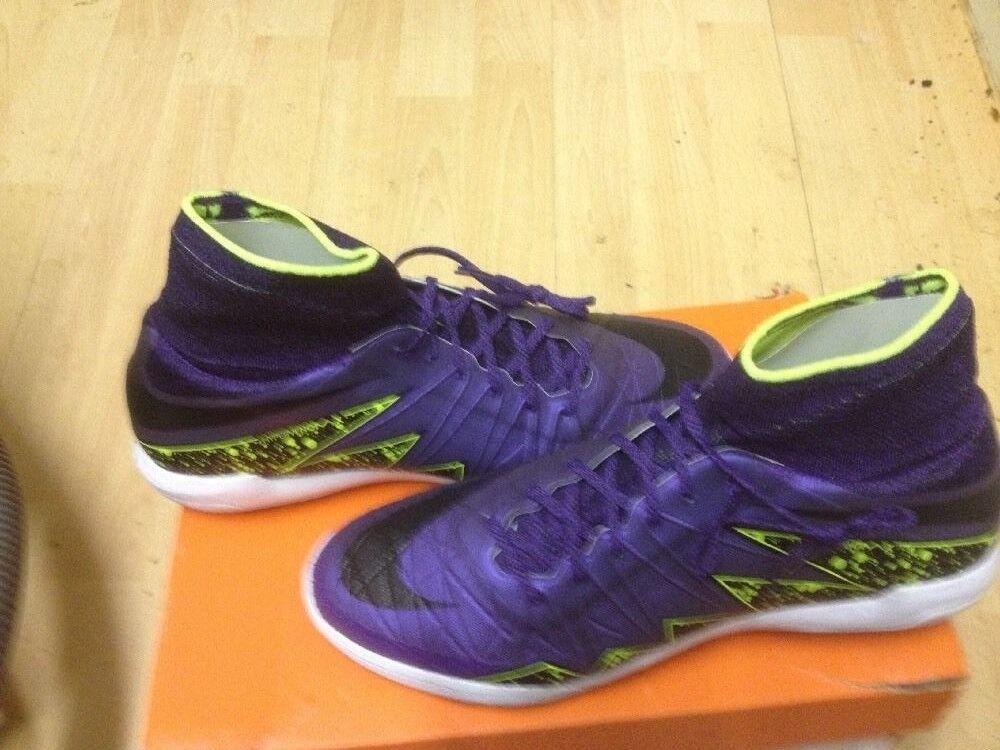 Nike Hypervenom X proximo Trainers Größe 10  new with box
