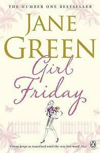 Girl-Friday-Green-Jane-Very-Good-Book