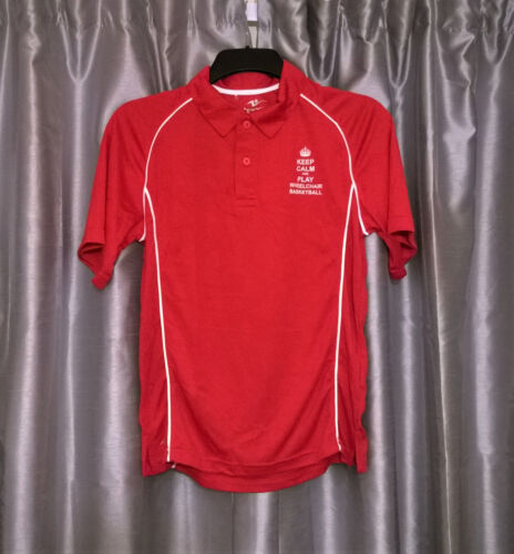 New with tags Size XL PACK OF 2x PB SPORT ActivDri POLO SHIRTS Red