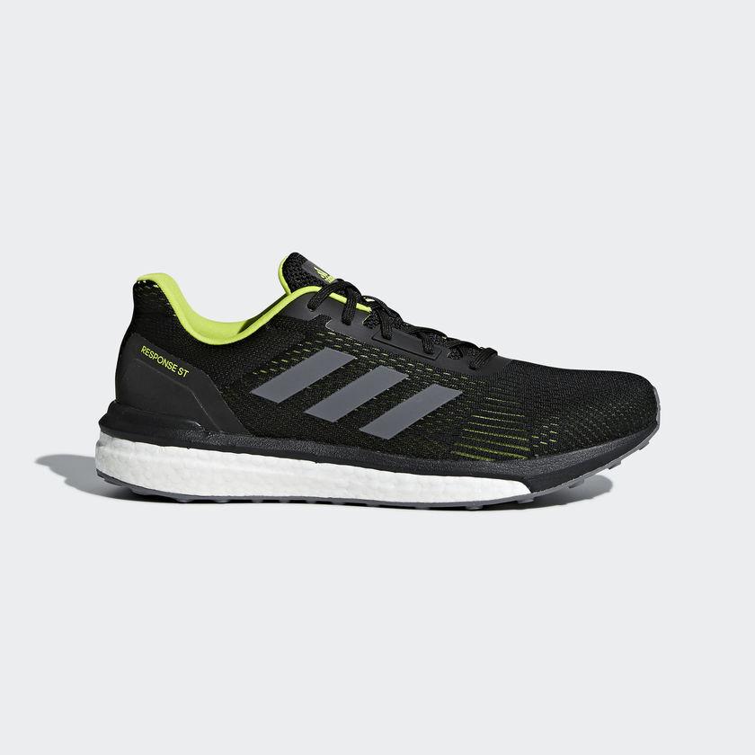 Adidas Men's Response ST Running Shoes Comfortable