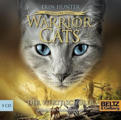 1 von 1 - Warrior Cats Staffel 4/01. Zeichen der Sterne. Der vierte Schüler  Erin Hunter
