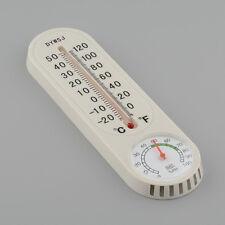 Hygrometer Thermometer analog Kontrolle Temperatur - Feuchtigkeit Innenraum