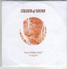 (CU83) Colour of Sound, Can I Follow You - 2011 DJ CD
