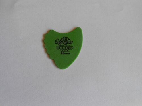 12 x NEW Jim Dunlop Tortex Shark Fin Sharkfins Guitar Picks Plectrums 0.88mm
