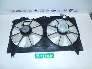 TOYOTA-CAMRY-FAN-DUAL-ASSY-SK36-SHROUD-AND-FANS-2-4-2AZ-08-02-05-06-02-03-0