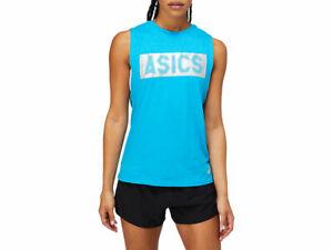 ASICS Women's Box Muscle Tee Apparel 2012A761