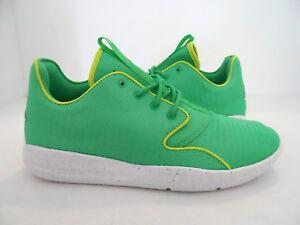 Jordan Nike Kids Eclipse GG Running Shoe Gamma Green White Size 7Y ... 59bade893570