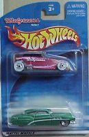 Hot Wheels Walgreens Twin Pack Red & Black Phaeton & Metalic Green Buick