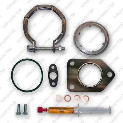 5 X5 2.0 D X1 Anbausatz Montagesatz Dichtungen Turbolader für BMW 1 3